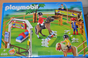 Playmobil Pony Ranch Dressage