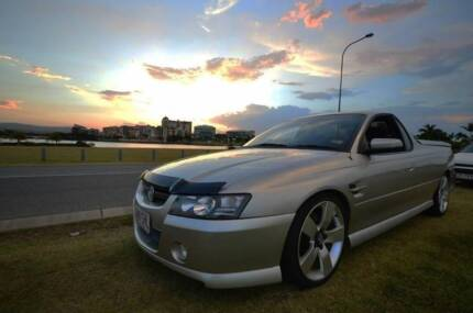 Cammed manual VZ SS Thunder ute Grafton Clarence Valley Preview