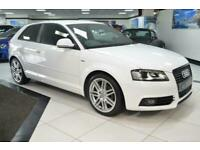 2010 59 AUDI A3 1.8 TFSI S LINE SPECIAL EDITION 3D 158 BHP
