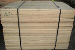 CHISHOLM LUMBER - Clear White Hard Maple Bundles