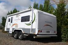 2012 JAYCO OUTBACK EXPANDA with ENSUITE & BUNKS - Excellent cond. Pittsworth Toowoomba Surrounds Preview