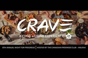CRAVE - A Food & Drink Experience
