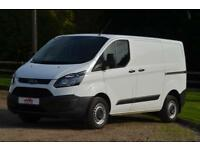 2016 FORD Transit Custom 2.2 TDCi 100ps L1 H1 Short Wheel Base Low Roof Panel Va