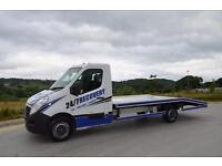 VAUXHALL MOVANO 2.3 CDTi RECOVERY TRUCK, 2011 61 PLATE