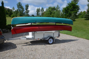 Canoe /Kayak/SUP trailers - for rent