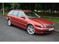 2006 JAGUAR X-TYPE 2.5 V6 SE (AWD) 5DR