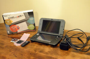 New Nintendo 3DS XL – Plus extras