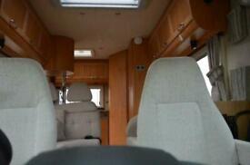 Niesmann + Bischoff Arto FIAT 4 BERTH 4 TRAVEL SEAT MOTORHOME