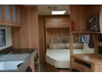 Bailey Pegasus II VERONA 4 BERTH TOURING CARAVAN