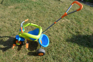Tricycle 3-in-1 for kids