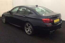 2013 BLUE BMW M5 4.4 DCT 560 BHP PETROL AUTO 4DR SALOON CAR FINANCE FR £88 PW