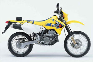 Looking for A Suzuki DRZ 400