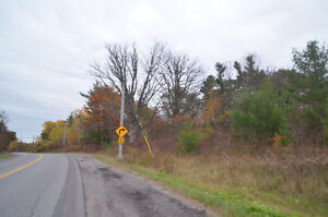6+ ACRE LOT JUST MINS FROM DOWNTOWN KINGSTON