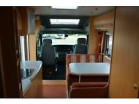 Homecar PR52 RENAULT 2 BERTH 2 TRAVELLING SEATS MOTOTHOME