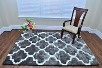 Brand New Designer Shag Rugs FREE Delivery