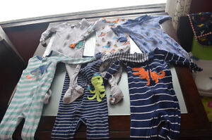 Carters size 3T snugfit sleepers