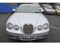 2007 Jaguar S-Type 2.7 D V6 SE diesel Automatic