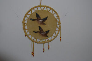 Hand made authentic dream catcher