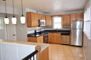 $1800 ALL INCLUSIVE - JULY 1st - 3 Bedroom Renovated