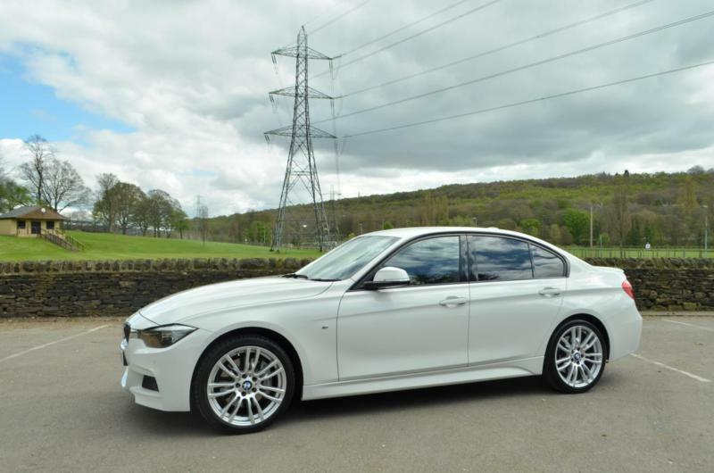 BMW 335d X-Drive, M SPORT, AUTO, 2015 65 PLATE***Red Leather***