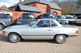 1971 MERCEDES-BENZ SL 3.5 350 SL 2D AUTO 195 BHP HUGE FILE OF RECIEPTS AND MORE