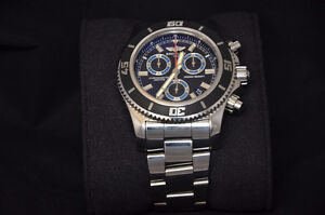 Breitling Superocean M2000 with all boxes and paperwork.