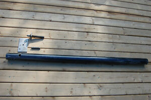 Adjustable Post for Steel and Wood Beam /Poteau Reglables