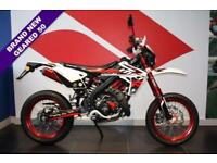 2017 17 RIEJU MRT 50 SM TROPHY 2.0 LC SPECIAL EDITION BRAND NEW! RED/WHITE OR BL