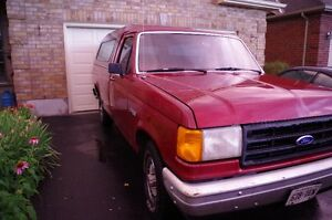 1988 Ford F-150 EFI Pickup Truck London Ontario image 6