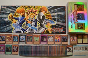 320+ Yu-Gi-Oh Cards with Exclusive box, Game board & More!