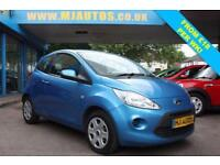 2011 11 FORD KA 1.2 EDGE 3DR 69 BHP