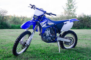 WR450F - Low hours