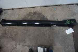 INFINITI G37 Q60 COUPE 08-015 SIDE SKIRT RIGHT BLACK 76850JL10A