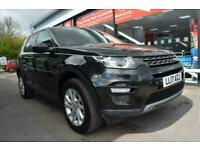 2017 Land Rover Discovery Sport 2.0 TD4 SE Tech Auto 4WD (s/s) 5dr SUV Diesel Au