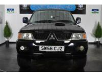 2006 MITSUBISHI SHOGUN SPORT WARRIOR TD GLX ESTATE DIESEL