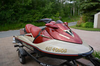 Sea doo GTX 4-Tec Limited including trailer