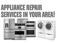 WASHING MACHINE REPAIRS,COOKER AND OVEN REPAIRS