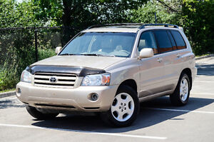 2007 Toyota Highlander Limited 7 Seater!!! CLEAN!!!