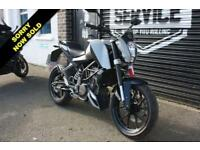 2013 KTM DUKE 125 GREY, ***P/X BARGAIN***
