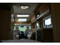 Elddis Majestic 155 PEUGEOT BOXER LEZ COMPLIANT 4 BERTH 4 TRAVELLING SEATS