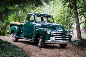 1948 Chevrolet Thriftmaster - 5 window cab