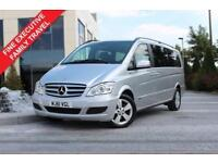 2011 61 MERCEDES-BENZ VIANO 3.0 CDI 122 BLUEEFFICENCY AMBIENTE EXTRA LONG 5D AUT