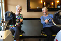 Fit For Life - NEW studio in Oak Bay for 55 plus