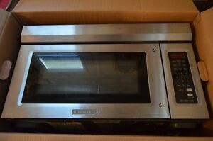 Kitchen Aid - Stainless Steel Microwave