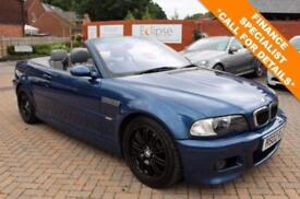 2002 02 BMW M3 3.2 M3 2D 338 BHP
