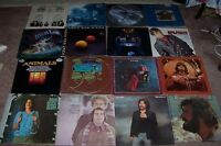 40 ROCK RECORDS FOR SALE