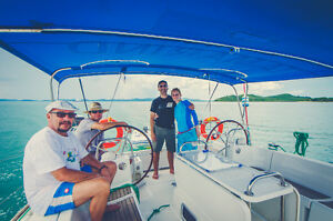 Offering Private, Own-Boat Sailing Instruction