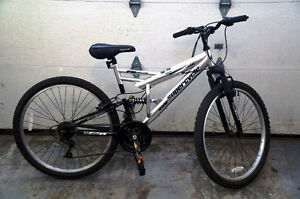 """Supercycle Vice 26"""" Full Suspension Mountain Bike (Like new)"""