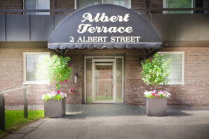 2 Bedroom, 1.1 bath condo for rent in uptown Barrie, ON