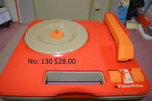 Tourne-disques Fisher Price